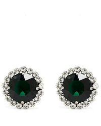 Alessandra Rich Earrings - Groen