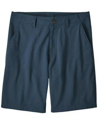 Patagonia Shorts - Blauw