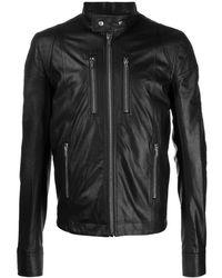 Rick Owens - Biker Jacket - Lyst
