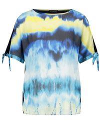 Taifun Shirt - Blauw