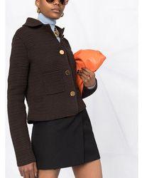 Bottega Veneta Blazer 651797v0si0 - Oranje