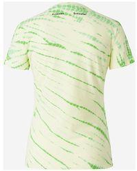 Proenza Schouler Tie-Dye T-shirt Amarillo