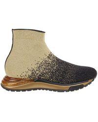 Ferragamo Gardena4 Sneakers - Zwart