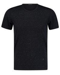 Patrizia Pepe Round-Neck T-Shirt - Noir