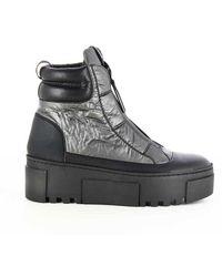 Vic Matié High Top Sneakers - Zwart