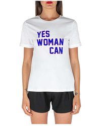Suncoo T-shirt Yes - Wit