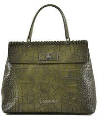 Ermanno Scervino Handbag - Groen