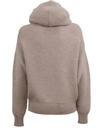 Closed Sweater Gris