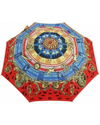 Moschino Ombrello Openclose 'zodiac' O20mo29 - Rood