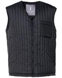 Rains Jacket - Zwart