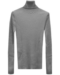 Jucca - Ribbed Turtleneck - Lyst