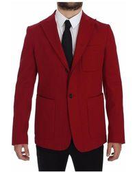 Dolce & Gabbana Blazer - Rood