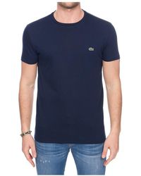 Lacoste T-shirts And Polos - Blauw