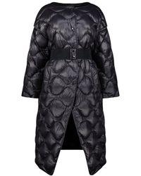 Dorothee Schumacher Midnight Quilted Coat - Zwart