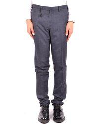 Incotex Trousers - Blanc
