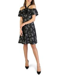 Armani Exchange - Dress - Lyst