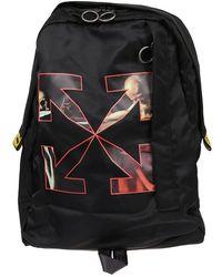 Off-White c/o Virgil Abloh Caravaggio Easy Backpack - Zwart
