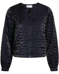 Sisters Point Epa-jacket - Zwart