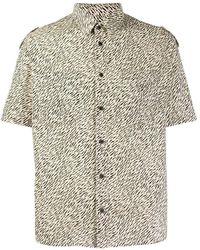 Marc Ellis Shirts Beige / Schwarz - Natur