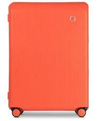 Echolac Fusion suitcase - Orange