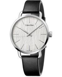 Calvin Klein Watch K7B211C6 - Nero