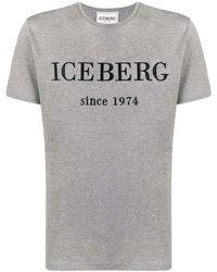 Iceberg - T-shirt - Lyst