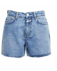 Closed Shorts C92133 15E 6Y 11 - Bleu