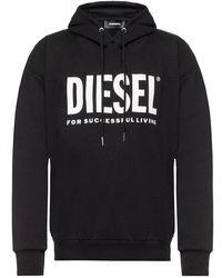 DIESEL Sweaters - Zwart