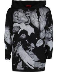424 Sweaters - Zwart