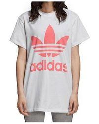 C.P. Company Big Trefoil T-shirt Dh4429 - Wit