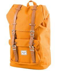 Herschel Supply Co. Zaino Little America - Oranje