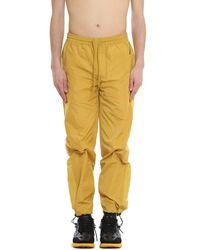 Pleasures Pants - Geel