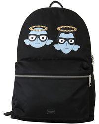Dolce & Gabbana Backpack - Zwart