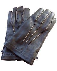 Gucci Handschoenen - Bruin