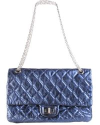 Chanel Flap Bag - Blauw