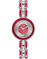 Fendi My Way Bracelet Watch - Rood