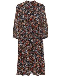 Saint Tropez Edly Dress - Zwart