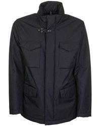 Fay Urban Field Jacket - Blauw