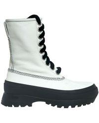 Jil Sander Boots - Wit