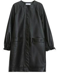 Rodebjer Coat - Nero