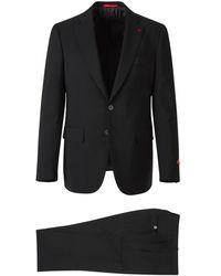 Isaia Suit - Zwart