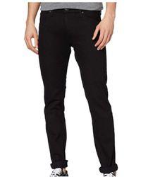 Lee Jeans Luke L719Pc47 Trousers - Noir