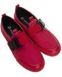 Trussardi Sneakers Rojo
