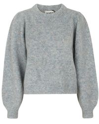 Just Female Girona knit sweater - Gris