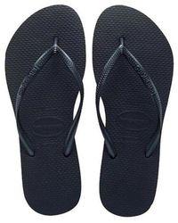 Havaianas E Dames Slippers - 4119517 90 - Zwart