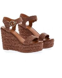 What For Wedges - Marrone