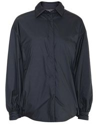 Aspesi Camicia reversibile - Noir
