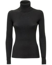 P.A.R.O.S.H. Sweater - Zwart
