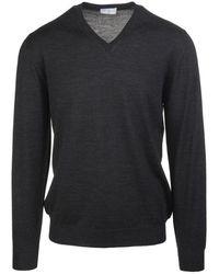 Fedeli Sweater - Zwart
