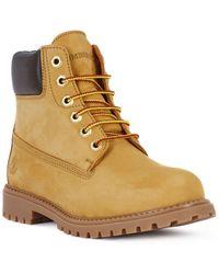 Lumberjack M0001 Boots - Oranje